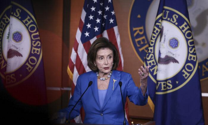 Pelosi planea adelantar el presupuesto a través de la Cámara pronto