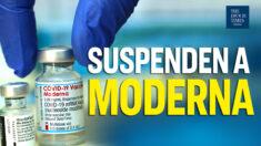Países nórdicos suspenden la vacuna Moderna parcial o totalmente
