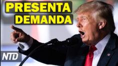 NTD Noticias: Trump demanda a Comisión del 6 de enero y al Archivo Nacional; Renuncia reportera de ESPN