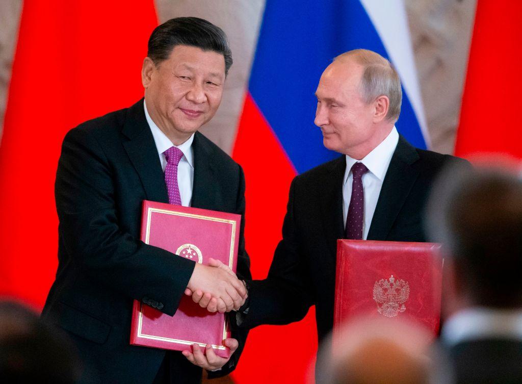 Cooperación entre China y Rusia: No son realmente aliados