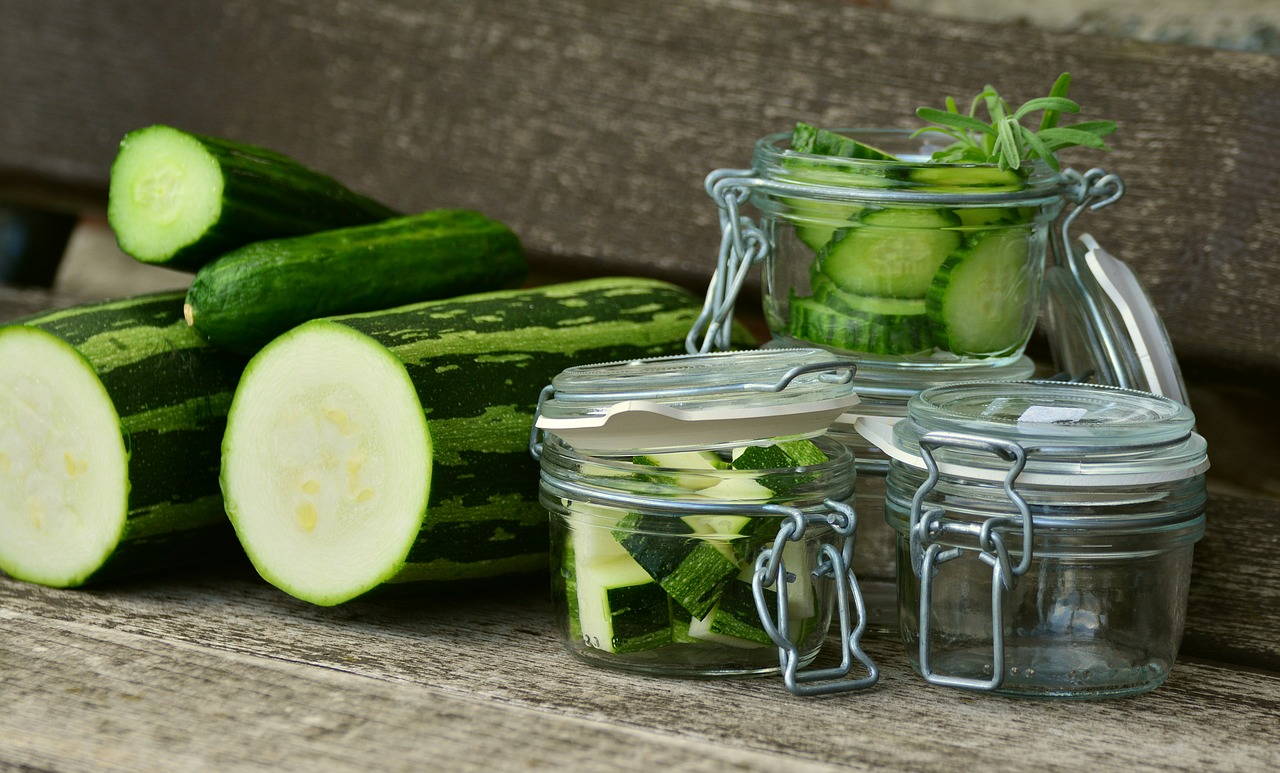 17 grandes razones para consumir pepino