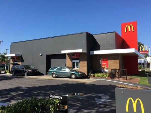 Estados Unidos, McDonald