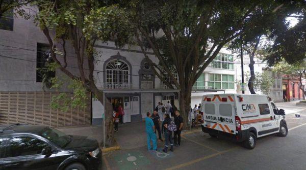 Hines morreu no Hospital de Cos devido a complicações de diabetes enquanto viajava pelo país. Funcionários do hospital disseram que não sabem o que aconteceu com os órgãos, segundo a publicação (Google Street View)
